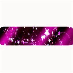 Star Christmas Sky Abstract Advent Large Bar Mats