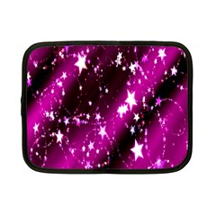 Star Christmas Sky Abstract Advent Netbook Case (Small)
