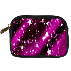Star Christmas Sky Abstract Advent Digital Camera Cases