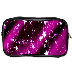 Star Christmas Sky Abstract Advent Toiletries Bags