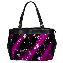 Star Christmas Sky Abstract Advent Office Handbags