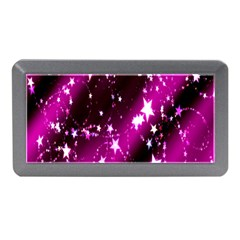 Star Christmas Sky Abstract Advent Memory Card Reader (Mini)