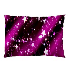 Star Christmas Sky Abstract Advent Pillow Case (Two Sides)