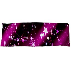 Star Christmas Sky Abstract Advent Body Pillow Case Dakimakura (Two Sides)