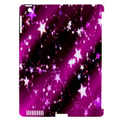 Star Christmas Sky Abstract Advent Apple Ipad 3/4 Hardshell Case (compatible With Smart Cover)