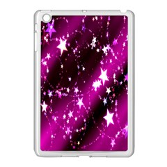 Star Christmas Sky Abstract Advent Apple Ipad Mini Case (white)