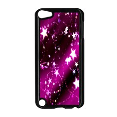 Star Christmas Sky Abstract Advent Apple iPod Touch 5 Case (Black)