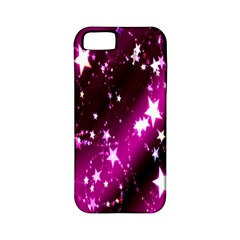 Star Christmas Sky Abstract Advent Apple Iphone 5 Classic Hardshell Case (pc+silicone)