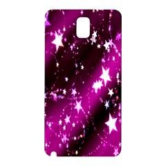 Star Christmas Sky Abstract Advent Samsung Galaxy Note 3 N9005 Hardshell Back Case