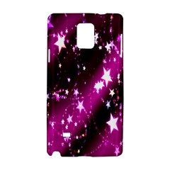 Star Christmas Sky Abstract Advent Samsung Galaxy Note 4 Hardshell Case