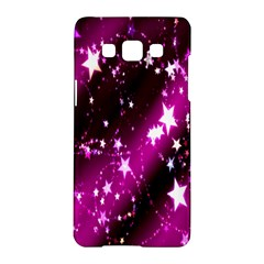 Star Christmas Sky Abstract Advent Samsung Galaxy A5 Hardshell Case