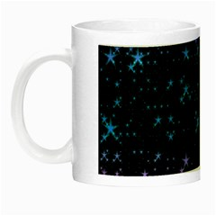 Stars Pattern Night Luminous Mugs