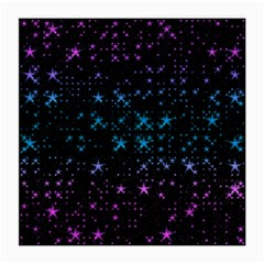 Stars Pattern Medium Glasses Cloth