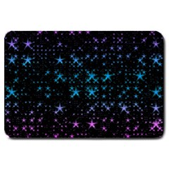 Stars Pattern Large Doormat
