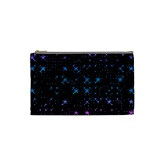 Stars Pattern Cosmetic Bag (Small)