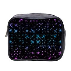 Stars Pattern Mini Toiletries Bag 2-Side