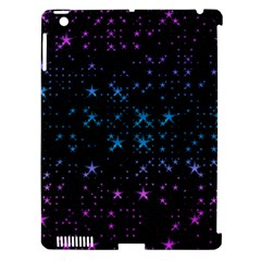 Stars Pattern Apple Ipad 3/4 Hardshell Case (compatible With Smart Cover)