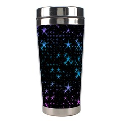 Stars Pattern Stainless Steel Travel Tumblers