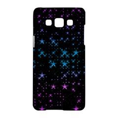 Stars Pattern Samsung Galaxy A5 Hardshell Case