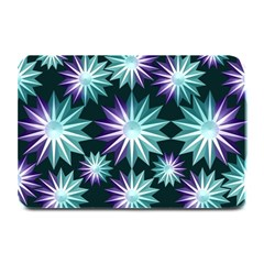 Stars Pattern Christmas Background Seamless Plate Mats