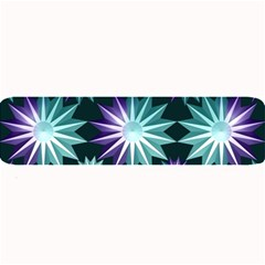 Stars Pattern Christmas Background Seamless Large Bar Mats