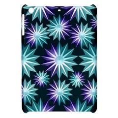 Stars Pattern Christmas Background Seamless Apple Ipad Mini Hardshell Case