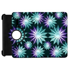 Stars Pattern Christmas Background Seamless Kindle Fire Hd 7