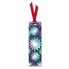Stars Pattern Christmas Background Seamless Small Book Marks