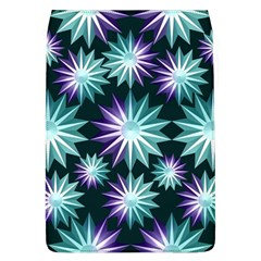 Stars Pattern Christmas Background Seamless Flap Covers (l)
