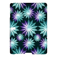Stars Pattern Christmas Background Seamless Samsung Galaxy Tab S (10 5 ) Hardshell Case