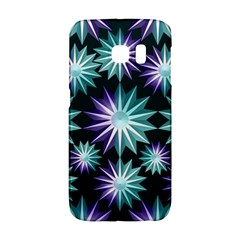 Stars Pattern Christmas Background Seamless Galaxy S6 Edge