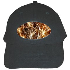 Star Golden Christmas Connection Black Cap
