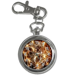 Star Golden Christmas Connection Key Chain Watches