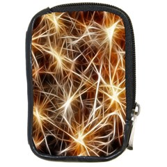 Star Golden Christmas Connection Compact Camera Cases
