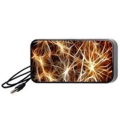 Star Golden Christmas Connection Portable Speaker (Black)
