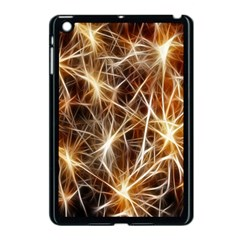 Star Golden Christmas Connection Apple Ipad Mini Case (black)