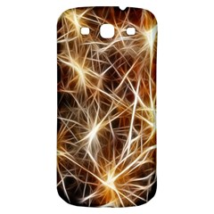 Star Golden Christmas Connection Samsung Galaxy S3 S Iii Classic Hardshell Back Case