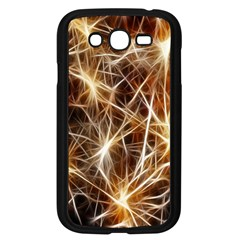 Star Golden Christmas Connection Samsung Galaxy Grand Duos I9082 Case (black)