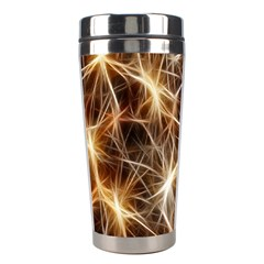 Star Golden Christmas Connection Stainless Steel Travel Tumblers