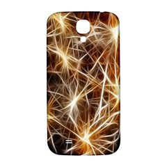 Star Golden Christmas Connection Samsung Galaxy S4 I9500/i9505  Hardshell Back Case