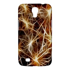 Star Golden Christmas Connection Samsung Galaxy Mega 6 3  I9200 Hardshell Case