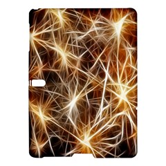 Star Golden Christmas Connection Samsung Galaxy Tab S (10.5 ) Hardshell Case