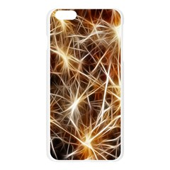 Star Golden Christmas Connection Apple Seamless iPhone 6 Plus/6S Plus Case (Transparent)