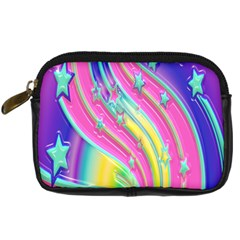 Star Christmas Pattern Texture Digital Camera Cases