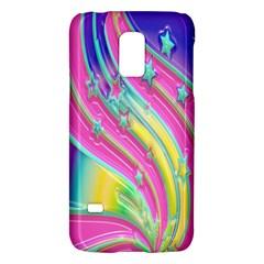 Star Christmas Pattern Texture Galaxy S5 Mini