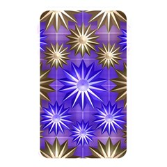 Stars Patterns Christmas Background Seamless Memory Card Reader