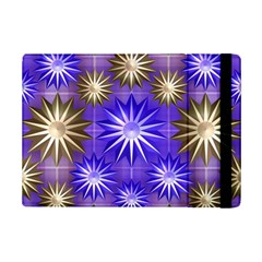 Stars Patterns Christmas Background Seamless Ipad Mini 2 Flip Cases
