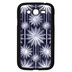 Stars Patterns Christmas Background Seamless Samsung Galaxy Grand Duos I9082 Case (black)