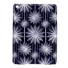 Stars Patterns Christmas Background Seamless iPad Air 2 Hardshell Cases