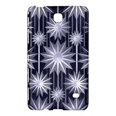 Stars Patterns Christmas Background Seamless Samsung Galaxy Tab 4 (7 ) Hardshell Case